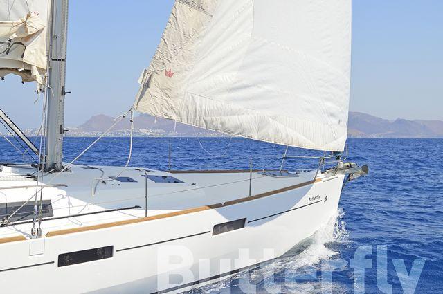 Oceanis 45 (BUTTERFLY)  - 8