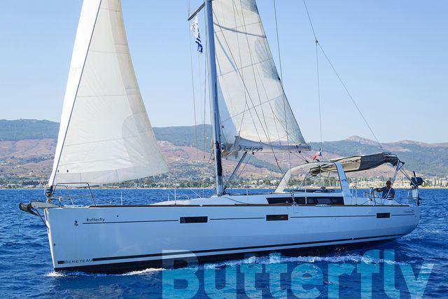 Oceanis 45 (BUTTERFLY)  - 3