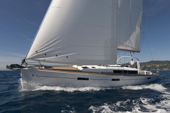 Oceanis 45 (BUTTERFLY)  - 12