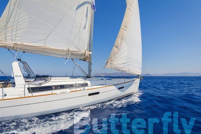 Oceanis 45 (BUTTERFLY)  - 5
