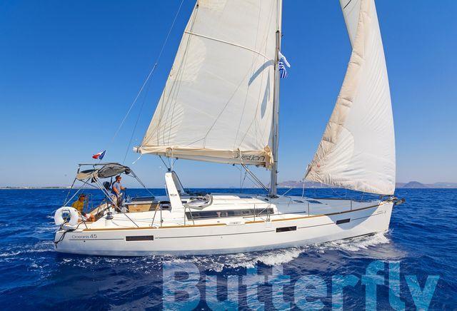 Oceanis 45 (BUTTERFLY)  - 4