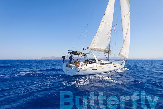 Oceanis 45 (BUTTERFLY)  - 1