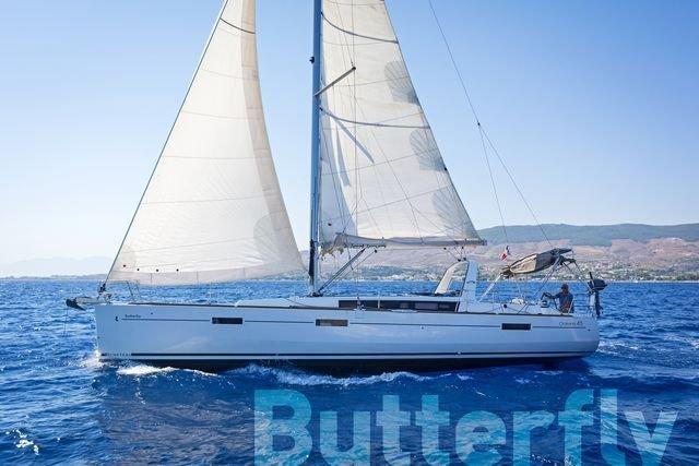 Oceanis 45 (BUTTERFLY)  - 2