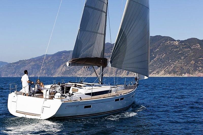 Sun Odyssey 469 (NAXOS)  - 0