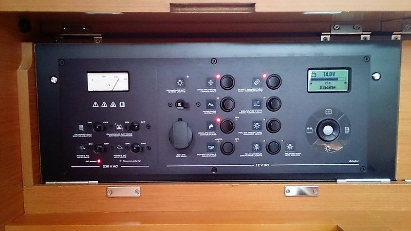 Sun Odyssey 469 (NAXOS)  - 12