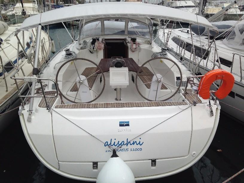 Cruiser 41 (Alisahni)  - 0