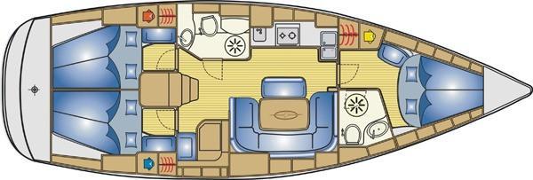 Bavaria 39 Cruiser (Shangri-la)  - 2