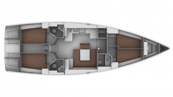Bavaria Cruiser 46 (Giulia)  - 0