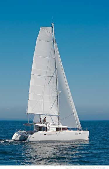 Lagoon 450 (Irina)  - 4