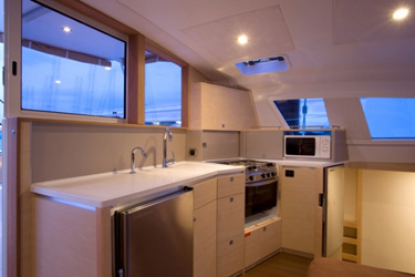 Catana 42 CI with watermaker (CHABLIS)  - 4