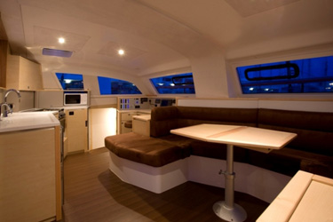 Catana 42 CI with watermaker (CHABLIS)  - 2