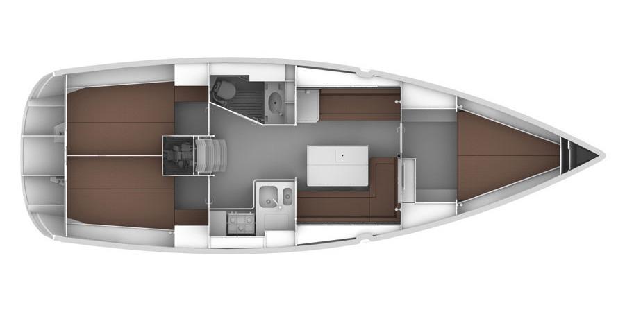 Bavaria 36 Cruiser (Kiwi)  - 7