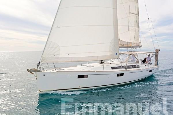 Oceanis 48 (EMMANUEL)  - 8