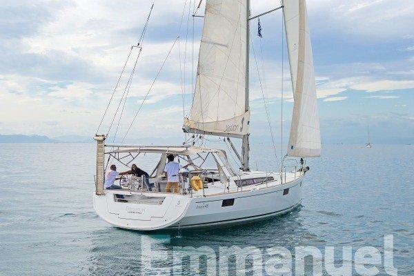 Oceanis 48 (EMMANUEL)  - 10