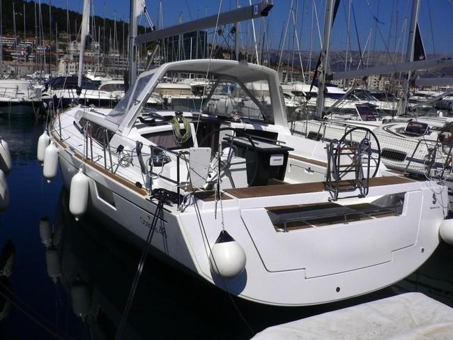 Oceanis 48 (MELINA)  - 0