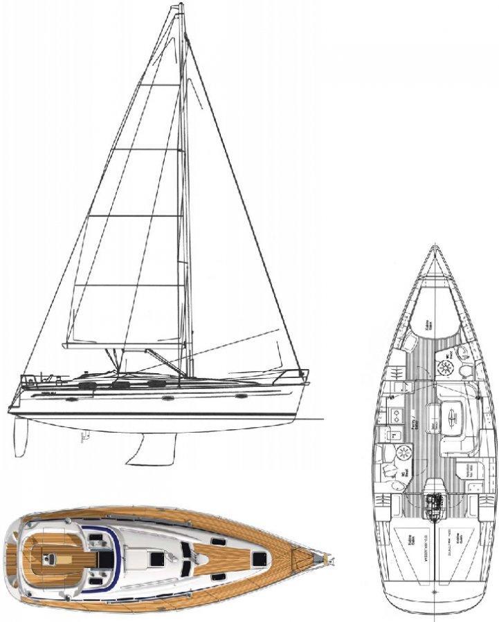 Bavaria 39 Cruiser (Diana)  - 8