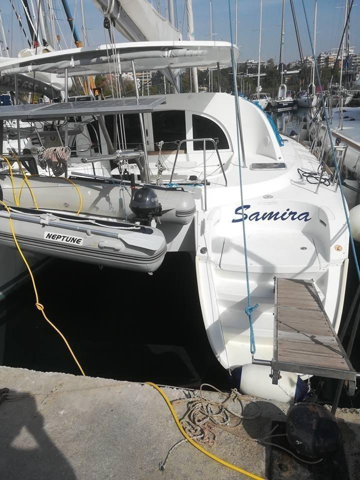 Lagoon 380 (Samira)  - 4