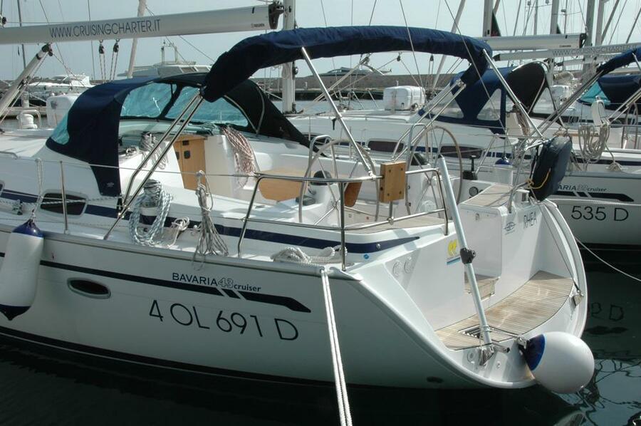 Bavaria 43 Cruiser (Rhea)  - 1