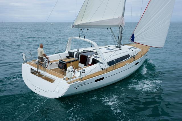 Oceanis 45 (DAEDALUS)  - 0