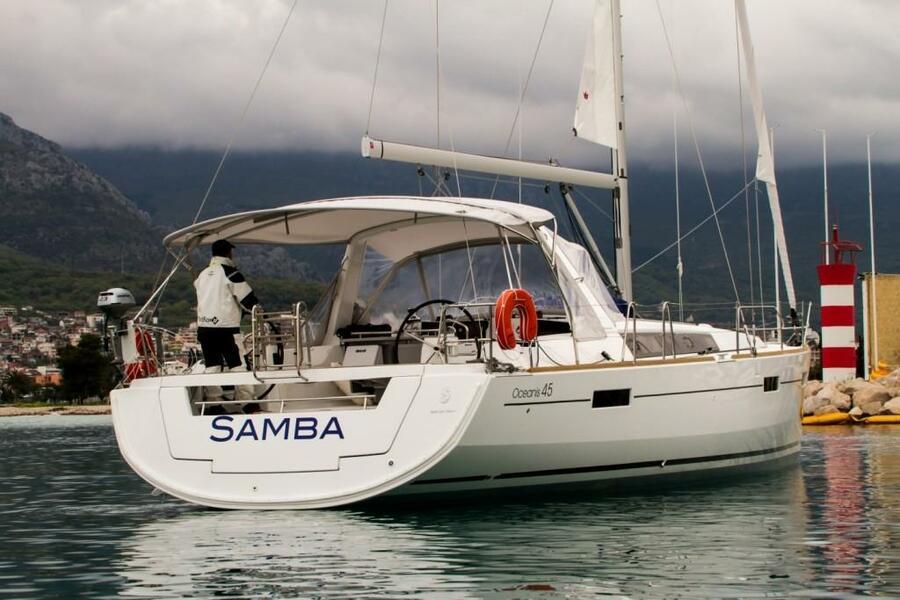 Oceanis 45 (2014 - Samba)  - 4