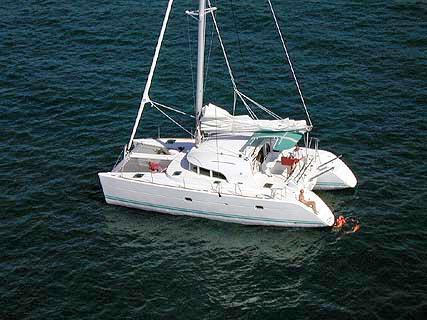 Lagoon 380 (Giulia)  - 0