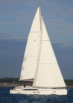 Sun Odyssey 439 (HAIR)  - 0