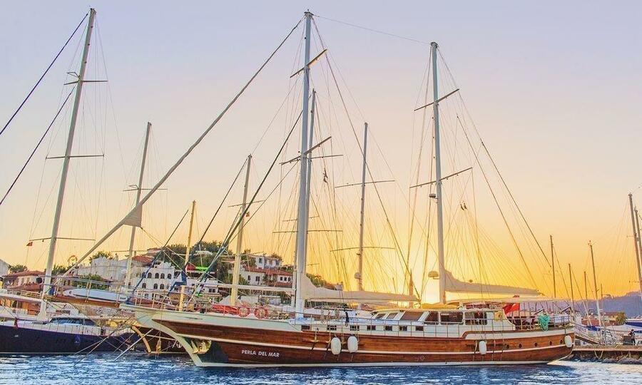 Gulet (Perla Del Mar)  - 1