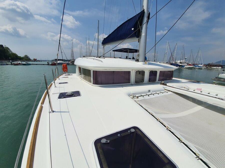 Lagoon 400 S2 Premium (Jimmy Blue)  - 3