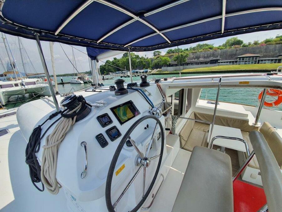 Lagoon 400 S2 Premium (Jimmy Blue)  - 6