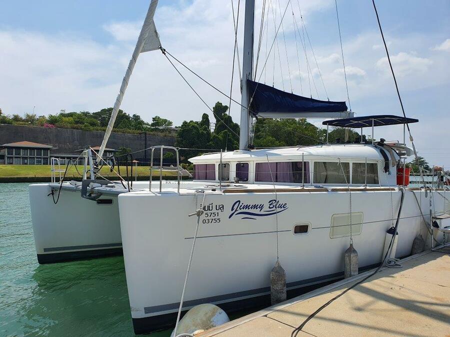 Lagoon 400 S2 Premium (Jimmy Blue)  - 0