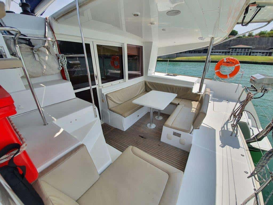 Lagoon 400 S2 Premium (Jimmy Blue)  - 2