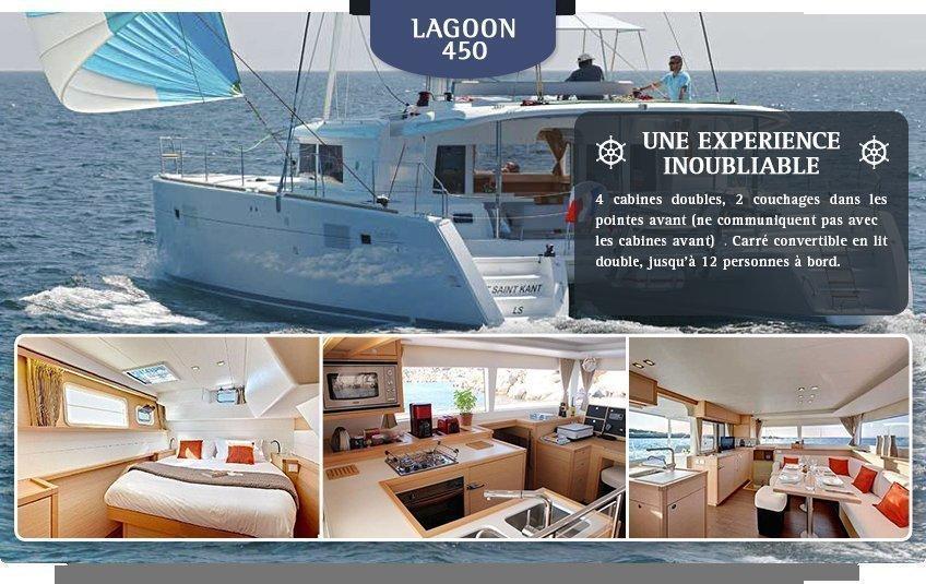Lagoon 450 - Premium A/C (Lorena)  - 0