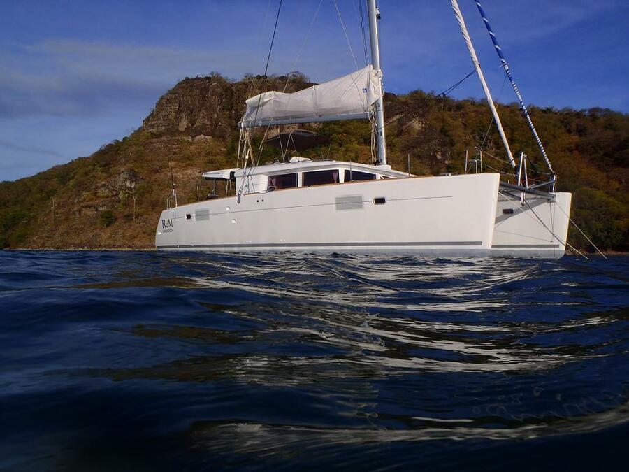 Lagoon 450 - Premium A/C (Lorena)  - 1