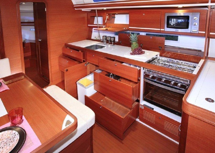 Dufour 450 Grand Large (Trevi)  - 4
