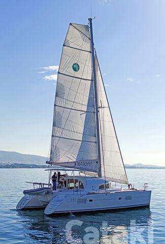 Lagoon 380 (CATAKI)  - 24