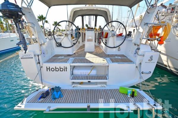 Oceanis 35 (HOBBIT)  - 6