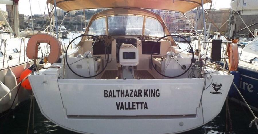 Dufour 410 Grand Large (Balthazar King)  - 2
