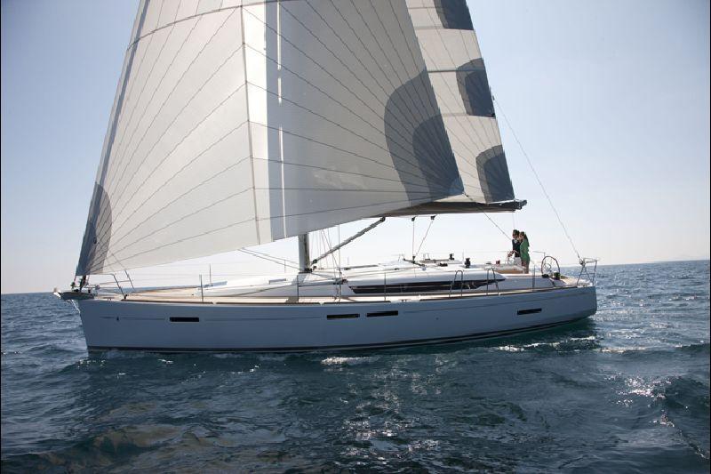 Sun Odyssey 439 3c (SAHMERAN)  - 3