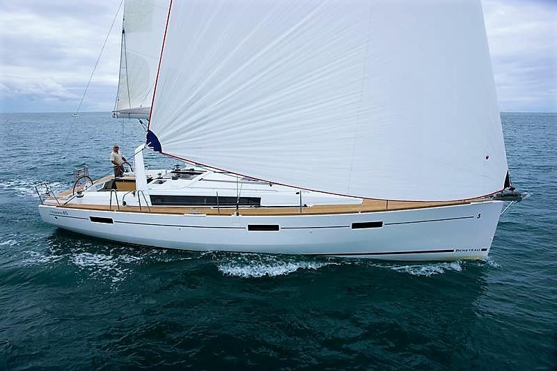 Oceanis 45 (AURORA)  - 0