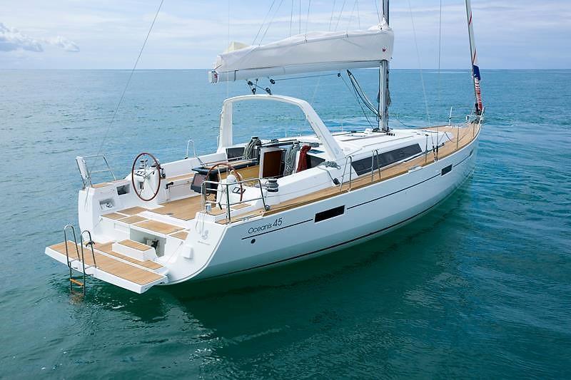 Oceanis 45 (AURORA)  - 3