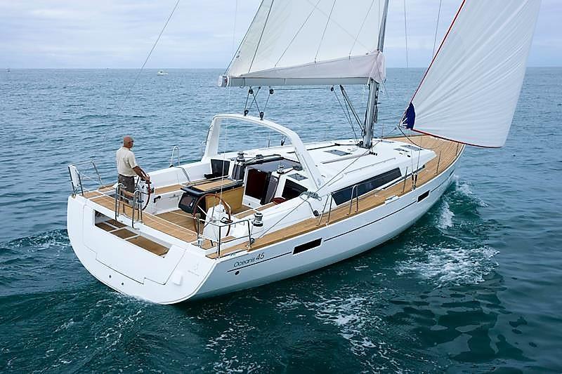 Oceanis 45 (AURORA)  - 1