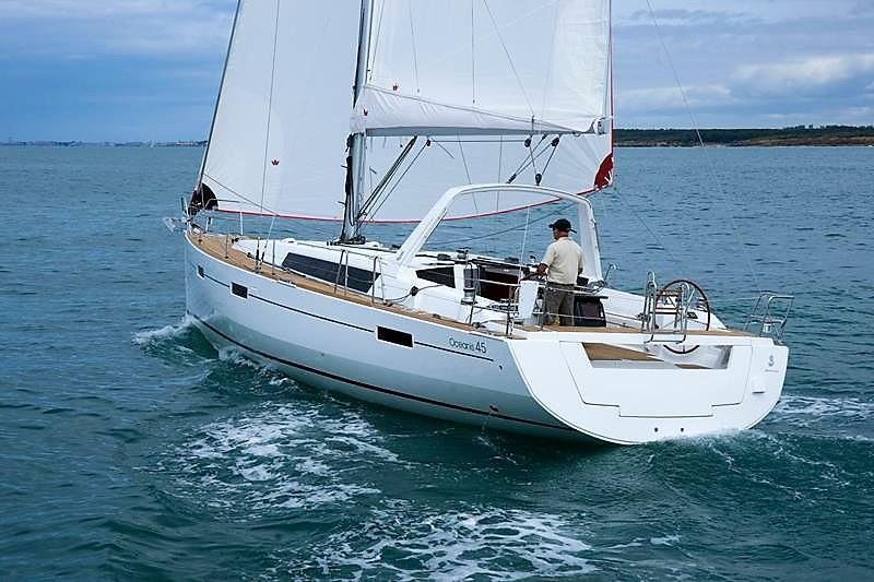 Oceanis 45 (AURORA)  - 2