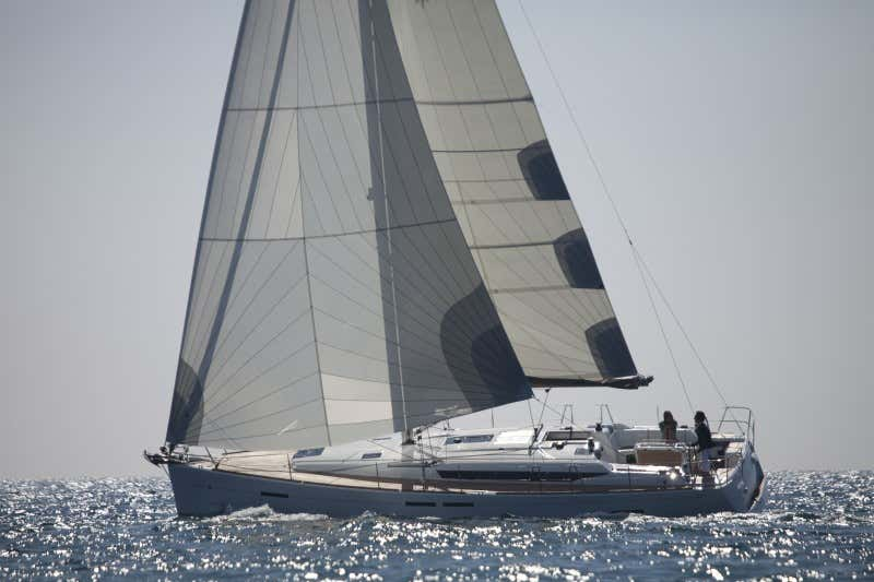 Sun Odyssey 439 (Brunello)  - 2
