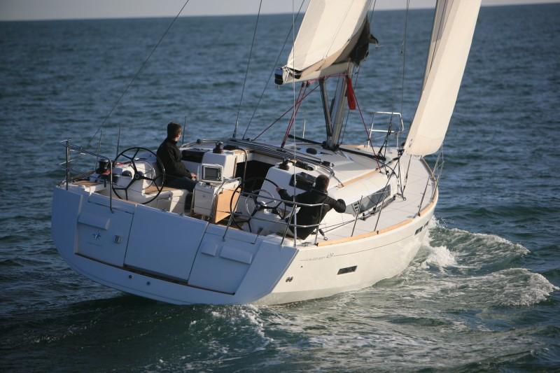 Sun Odyssey 439 (Brunello)  - 0