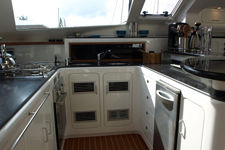 Voyage 520 with watermaker (XPRESSO)  - 12