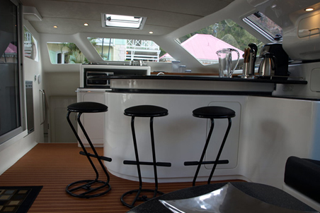 Voyage 520 with watermaker (XPRESSO)  - 11