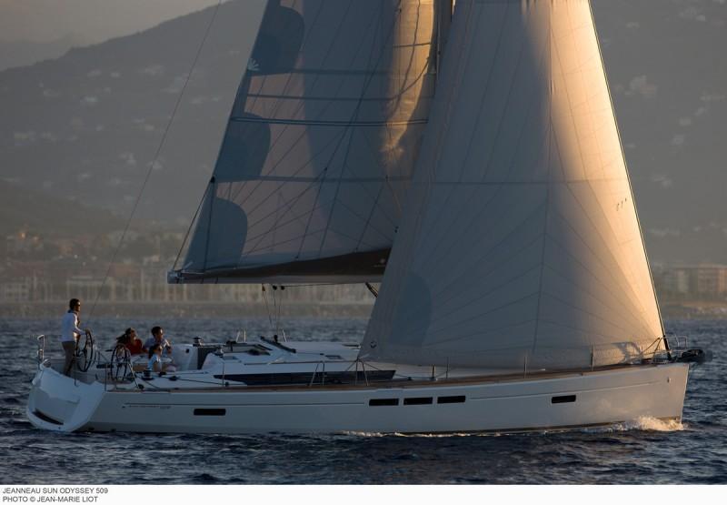 Sun Odyssey 509 (BARBAROS)  - 0