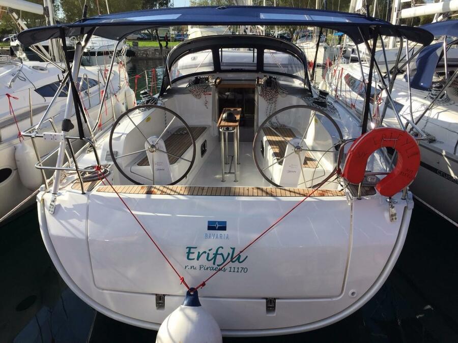 Cruiser 41 (Erifyli)  - 1