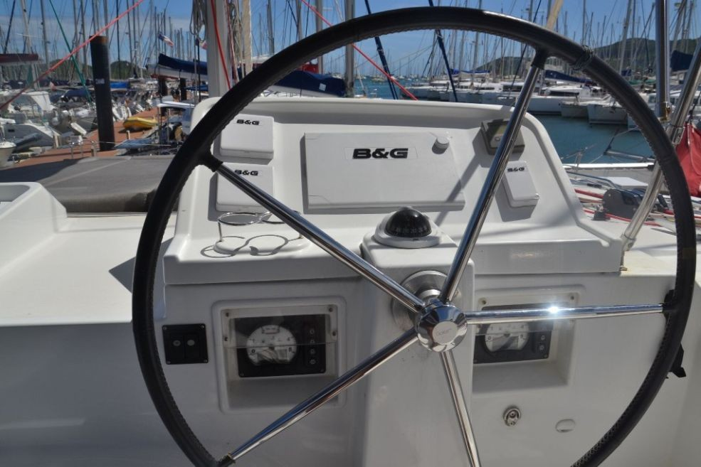 Lagoon 450 with watermaker & A/C - PLUS (ARMIDE)  - 4