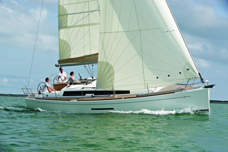 Dufour 380 GL (Hakuna Matata)  - 0